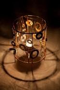 Photographie : reproduction sculpture luminaire